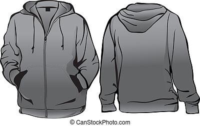 ∥あるいは∥, テンプレート, ジャケット, ジッパー, sweatshirt