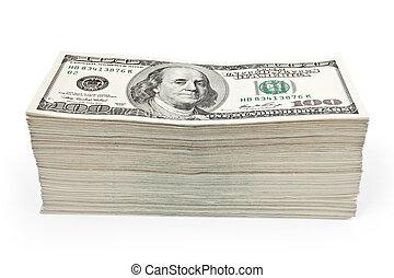 お金, 富