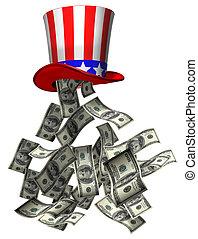 お金, 政府