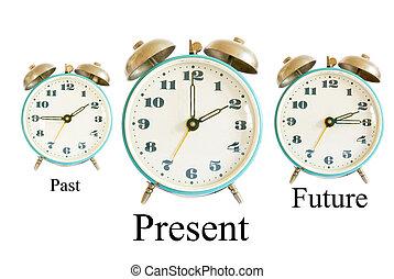 を過ぎて, 未来, プレゼント