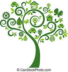 アイコン, 木2, -, 生態学的