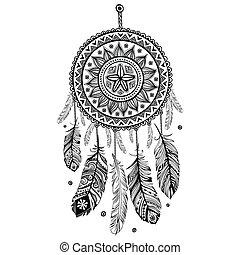 アメリカインディアン, 夢キャッチャー, 民族