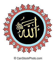 アラー, 単語
