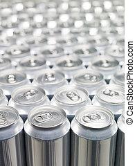 アルミニウム, 缶