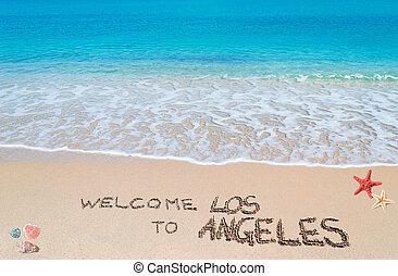アンジェルという名前の人たち, los, 歓迎