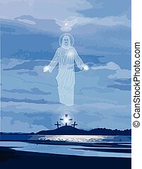 イエス・キリスト, イースター, 復活