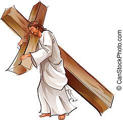 イエス・キリスト, 保有物, 交差点