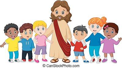 イエス・キリスト, 子供, キリスト