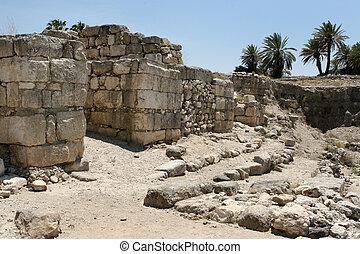 イスラエル, 古代台なし, megiddo