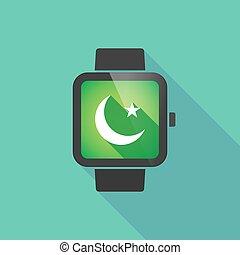 イスラム教, 腕時計, 痛みなさい, 印