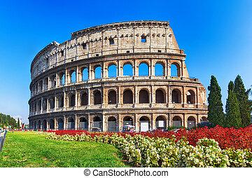 イタリア, 古代のローマ, colosseum