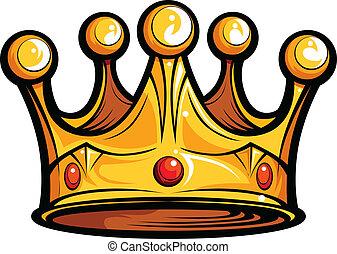 イメージ, ∥あるいは∥, 特許権使用料, ベクトル, 国王, 漫画, 王冠