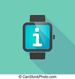 インフォメーション, 腕時計, 痛みなさい, 印