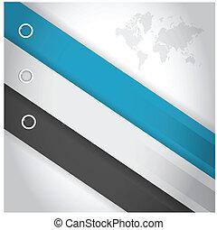インフォメーション, 色, graphics., ライン, customization