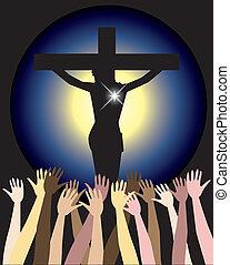 イースター, キリスト, 力, イエス・キリスト