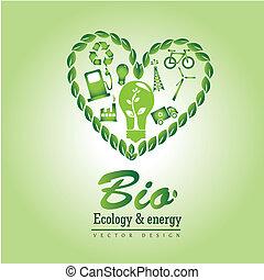 エコロジー, bio, エネルギー