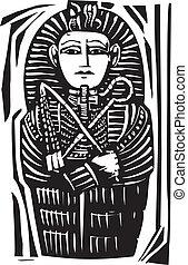 エジプト人, 石棺