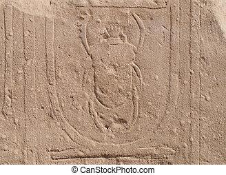 エジプト人, 象形文字