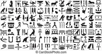 エジプト人, 象形文字, 1, 古代, セット