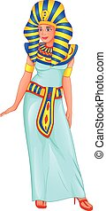 エジプト人, cleopatra, 女王