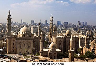 エジプト, カイロ, スカイライン