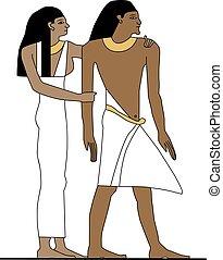 エジプト, 古代, 家族