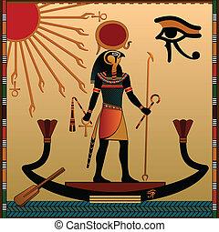 エジプト, 宗教, 古代