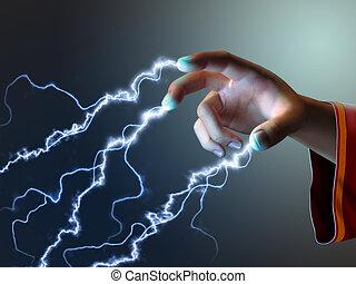 エネルギー, 指