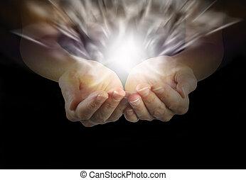 エネルギー, 治癒