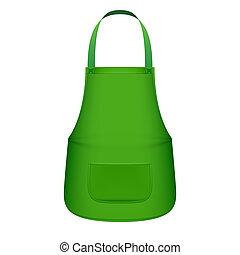 エプロン, 緑の台所