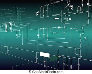 エレクトロニクス, 回路, 背景