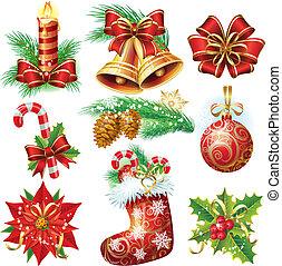 オブジェクト, クリスマス