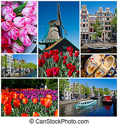 オランダ, コラージュ