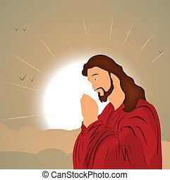 カトリック教, キリスト, イエス・キリスト