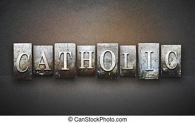 カトリック教, 凸版印刷