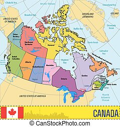 首都 カナダ カナダの首都はどこ? Where