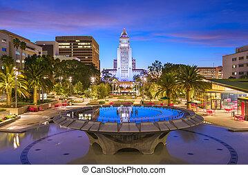 カリフォルニア, los, hall., アンジェルという名前の人たち, 都市