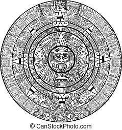 カレンダー, ベクトル, maya