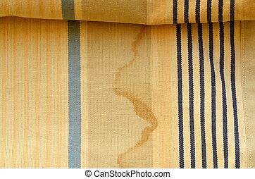 カーテン, sunblind, texture., 布