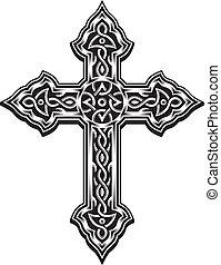 キリスト教徒, 交差点, 華やか