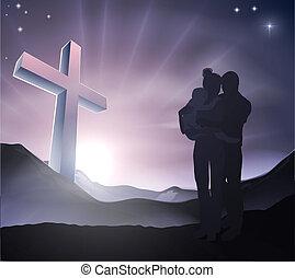 キリスト教徒, 概念, イースター, 家族