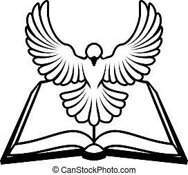 キリスト教徒, 概念, 鳩, 聖書