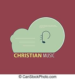 キリスト教徒, 音楽, アイコン
