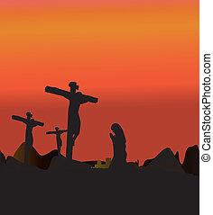 キリスト教徒, calvary