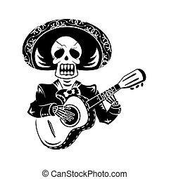 ギター プレーヤー, mariachi