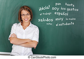 クラス, スペイン語