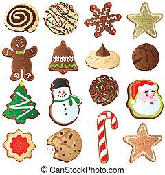 クリスマスのクッキー, かわいい