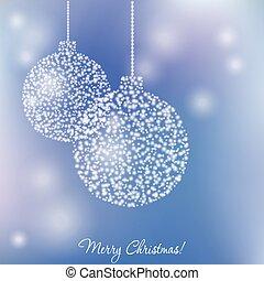 クリスマスカード, 優雅である