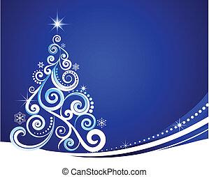 クリスマス, テンプレート