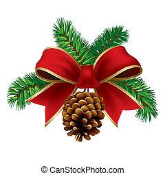 クリスマス, リボン